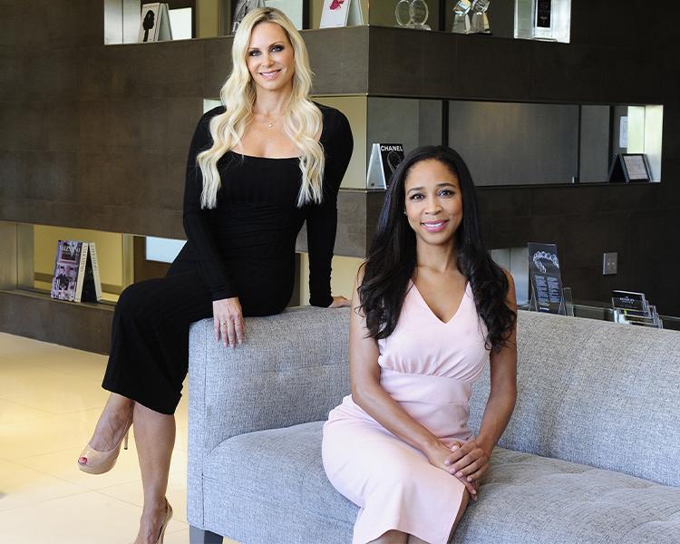 Dr. Davis & Danna Hannah